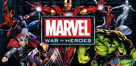 marvel heroes apk marvel war of heroes apk 1 5 14 marvel war of heroes apk apk4fun