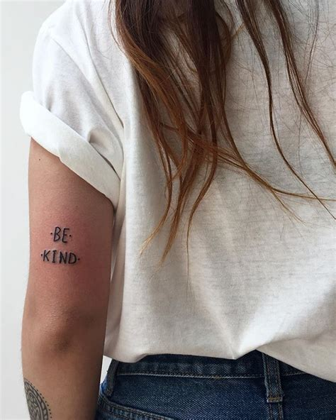be kind tattoo 1000 ideas about skin on black