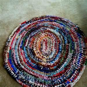 How To Make Handmade Rag Rugs - handmade rag rugs by my diy crafts other