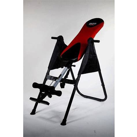 Best Fitness Inversion Table by Fitness Deluxe Inversion Table Walmart