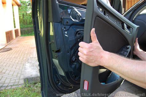 Audi A4 B5 Hecksto Stange Demontieren by Einbauanleitung Umfeldbeleuchtung Audi A4 8k Das Leben