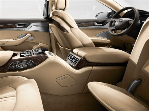 Audi A8 Innenausstattung by A8 L Interior Ask Tuning