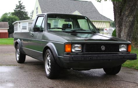 volkswagen rabbit truck 1982 pickup archives page 3 of 3 german cars for sale blog