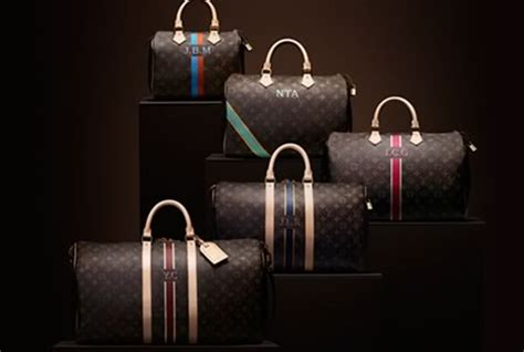 Tas Wanita Handbag Selempang Lv Sppeedy Colour personalize your louis vuitton with mon monogram purseblog