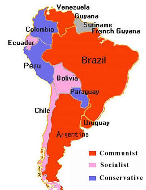 Mba In The Usa Vs South America by Uruguay Becomes Another Communist Country By Atila Guimaraes