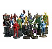 Marvel Chess  Comic Heroes Eaglemoss