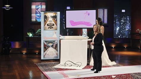 Wedding Aisle Runner Shark Tank by Original Runner Company Update What Happened After Shark