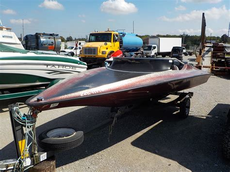 boat auctions toronto live lot rc0212 1990 hydro stream vis boat north