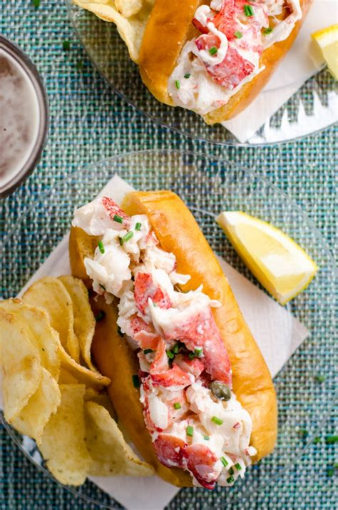 recipe lobster roll best lobster roll recipe how to make a lobster roll