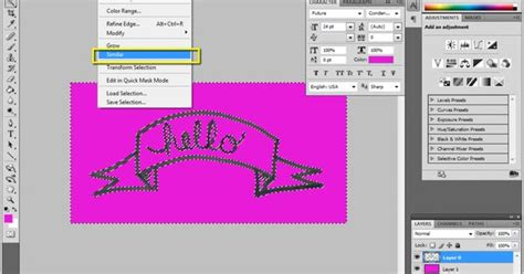Black Outline Text Photoshop Cs5 by Photoshop Tutorial Removing A White Background To Make A Png Image Graphics Software Tips
