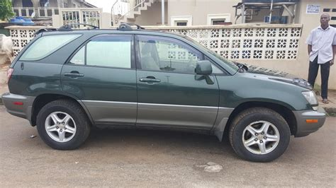2000 lexus rx300 problems clean tokunbo 1999 2000 lexus rx300 for just n1 470m only