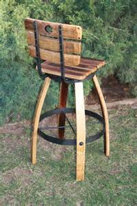 Wine Barrel Bar Stools With Backs 17 Best Images About Bar Stools On Bar Stools