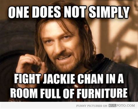 Lord Of The Rings Meme One Does Not Simply - sean bean quotes image quotes at relatably com