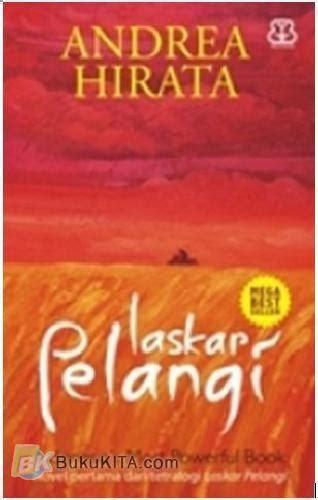 cover film laskar pelangi bukukita com new edition laskar pelangi toko buku online