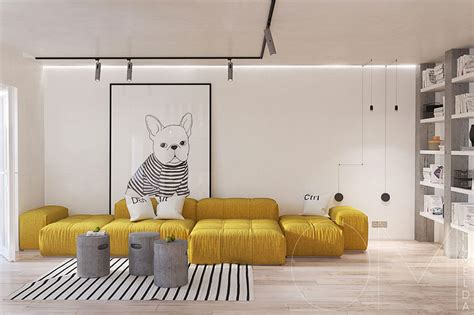 Soggiorno Minimal Chic by Arredamento Minimal Chic Tante Idee Per Una Casa Dal