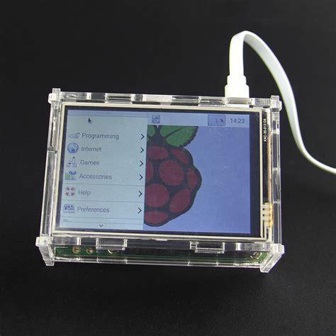 Lcd Raspberry Pi 3 5 inch 320 x 480 tft lcd display touch board for raspberry pi 2 b sale banggood