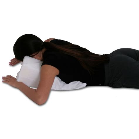 stomach sleeper pillow two sizes
