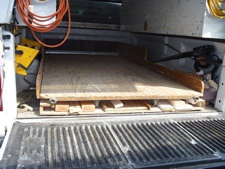 homemade truck bed  pjpg hmmm pinterest
