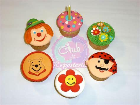 decorar cupcakes cupcakes infantiles curso quot c 243 mo decorar cupcakes con