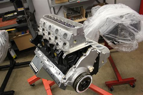 blown ls borowski built blown 427 ls engine with ls