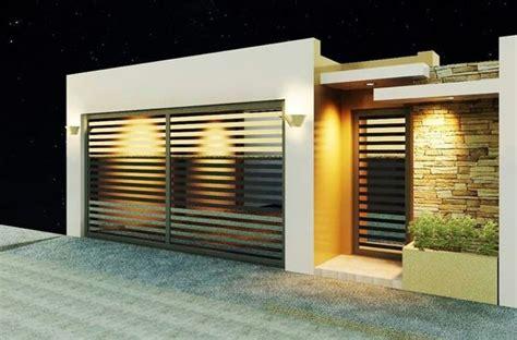 Bueno  Modelos De Rejas Para Casas #6: Fachadas-de-casas-pequenas-modernas-1.jpg