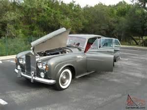 1965 Rolls Royce Silver Cloud 1965 Rolls Royce Silver Cloud Iii