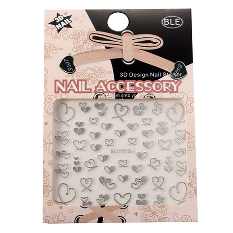Nagel Accessoires Kopen by Nagel Accessoires Stickers Kopen I Myxlshop Tip