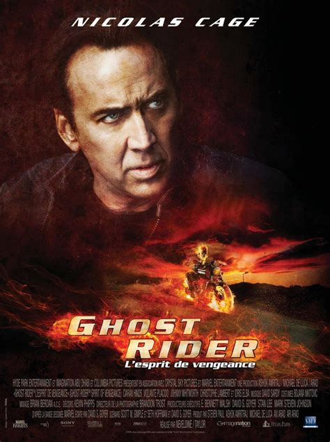 ghost rider film ghost rider 2 trailer
