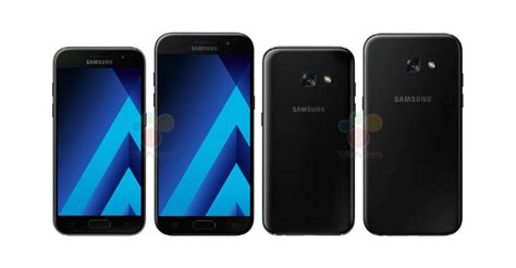 Anticrack Samsung A5 2017 samsung galaxy a3 2017 and galaxy a5 2017 leaked features will be water resistant technojerry