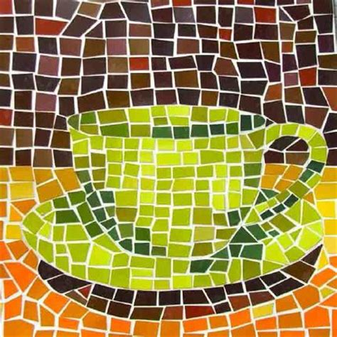How To Make Paper Mosaic - 17 best ideas about paper mosaic on mosaic