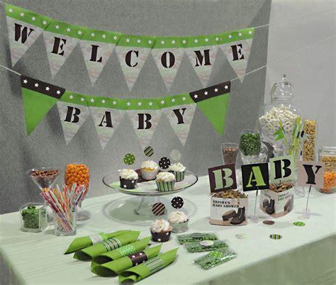 id 233 es de d 233 co pour une baby shower party bricobistro