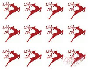 Icing To Decorate Sugar Cookies How To Make A Royal Icing Reindeer Dulcia Bakery