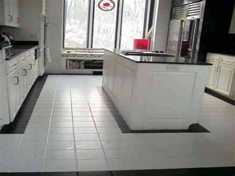 black and white kitchen floor ideas black and white tile floor kitchen white kitchen floor