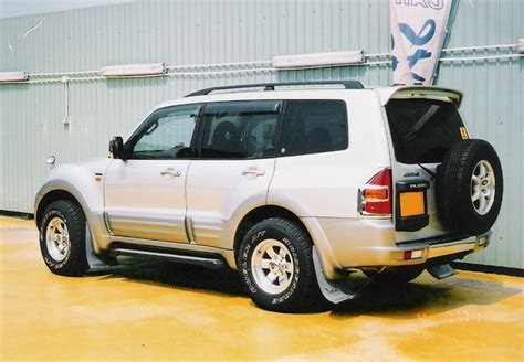 how it works cars 2001 mitsubishi pajero parental controls 2001 mitsubishi pajero pictures cargurus
