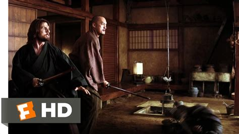 film ninja samurai the last samurai 2 4 movie clip ninja attack 2003 hd