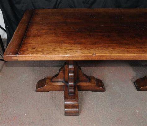 Kitchen Furnitur by Oak Refectory Table Penhurst Farmhouse Kitchen Furnitur Ebay
