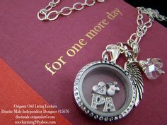 Origami Owl In Memory Of - 1000 images about remembrance lockets on