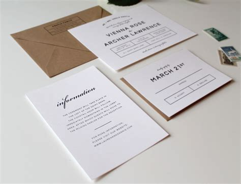 In The Spirit Of The Season Wedding Invitation Wording by Modern Wedding Invitations Two