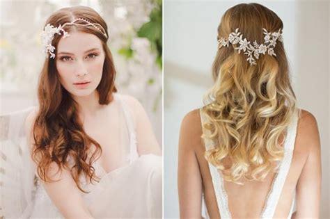 Vintage Wedding Guest Hair Accessories by Consigli Per Capelli E Pettinaturecapelli Sposa 2016