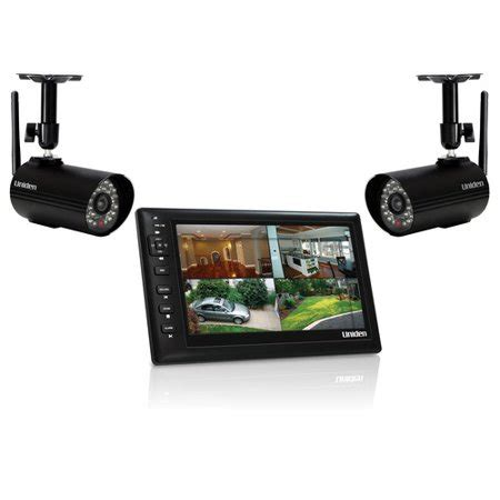 uniden uds655 7 inch portable video surveillance system