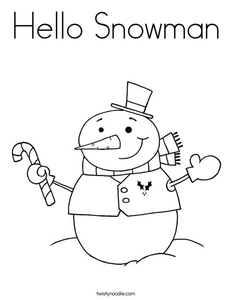 snowman coloring page pdf snowman family coloring pages google search color me
