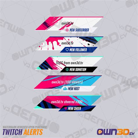 twitch alerts fifa soccer owndtv