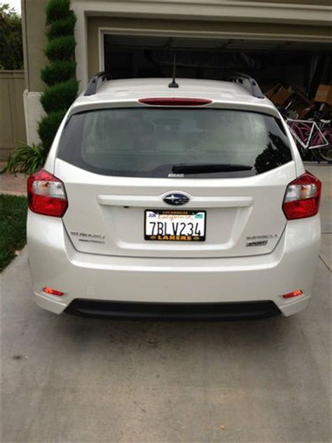 subaru mission viejo find used 2013 subaru impreza sport limited wagon 4 door 2
