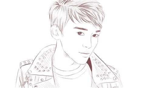 exo chibi coloring pages korean coloring pages coloring pages coloring pages kpop