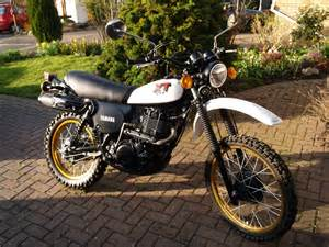 pin 1989 yamaha xt 600 reduced effect specifications and