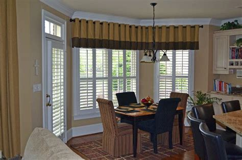 drapes with plantation shutters curtains with plantation shutters the new casa pinterest