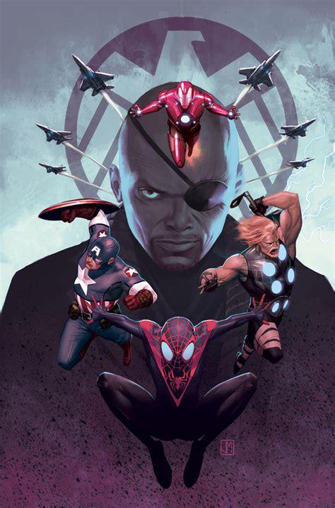 ultimate marvel comics forever ultimate marvel artwork by jorge molina