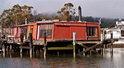 houseboat sausalito usa trip 2012 sausalito houseboats california