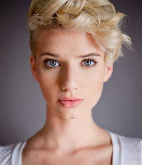 short curly hair pixie tumblr 15 shaved pixie haircuts pixie cut 2015