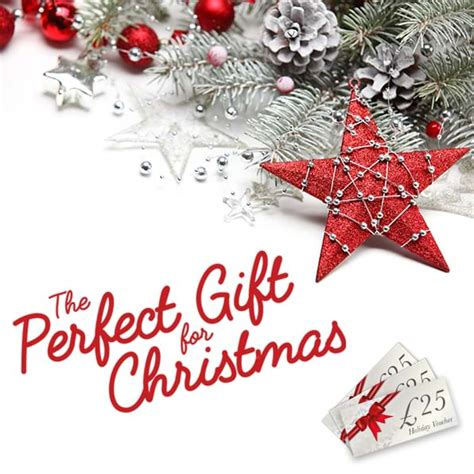 christmas gift vouchers  caravan holidays hopton
